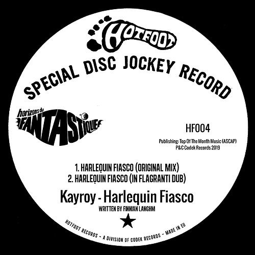 Harlequin Fiasco von Kayroy