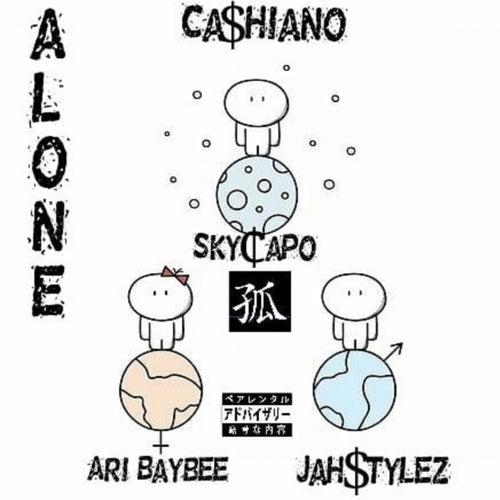 Alone -Single de Ca$hiano