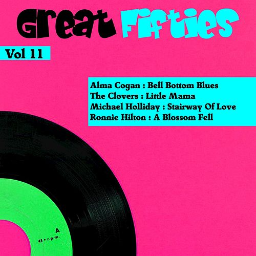 Great Fifties, Vol. 11 de Various Artists