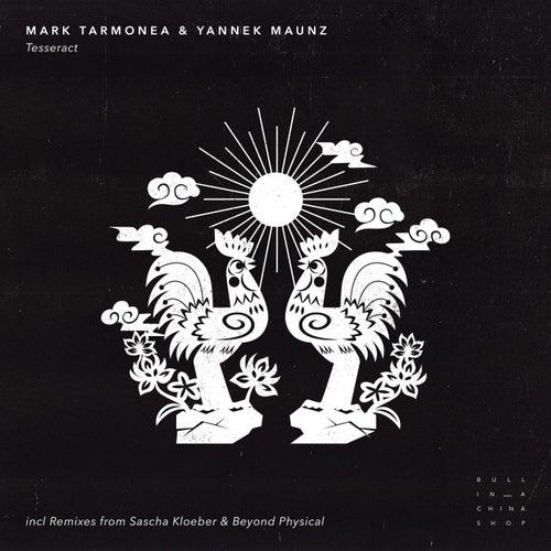 Tesseract von Mark Tarmonea