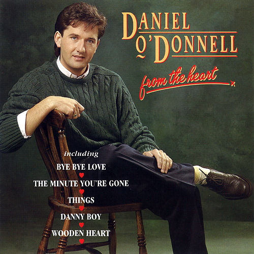From the Heart de Daniel O'Donnell