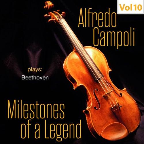 Milestones of a Legend: Alfredo Campoli, Vol. 10 de Alfredo Campoli