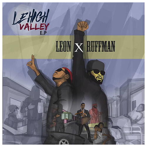 Lehigh Valley - EP by Leon