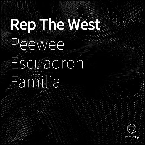 Rep The West de Peewee Escuadron Familia