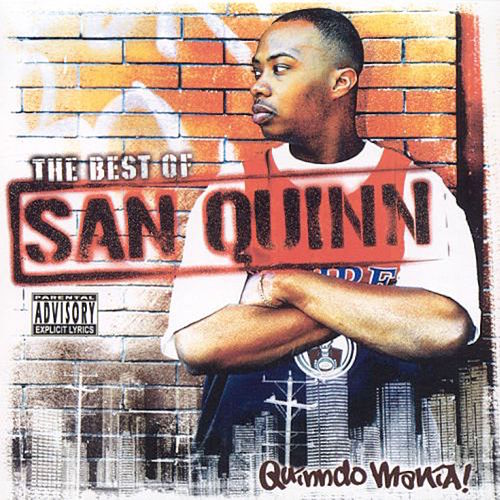 Quinndo Mania! The Best of San Quinn by San Quinn