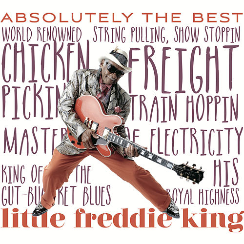 Absolutely the Best by Little Freddie King