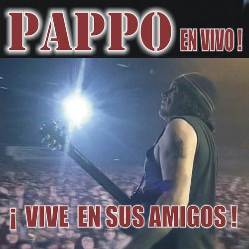 Vive en Sus Amigos! (En Vivo) de Pappo