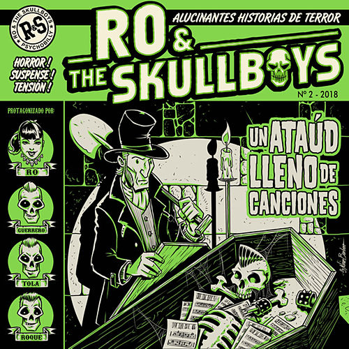 Un Ataúd Lleno de Canciones by Ro and the Skullboys