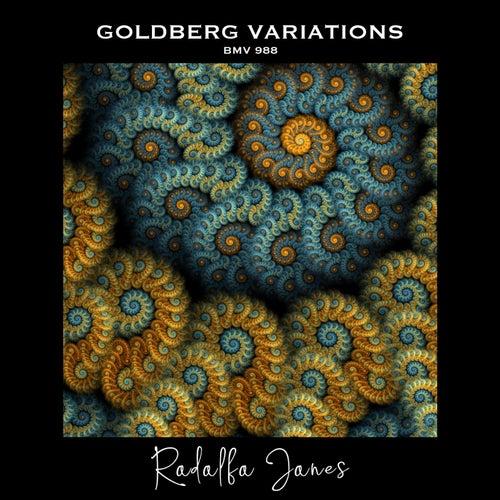 Goldberg Variations BMV 988 von Rodolfo Jones