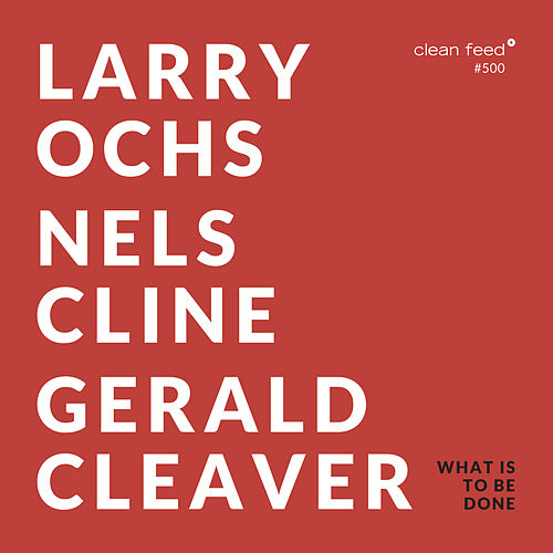 What is to Be Done by Gerald Cleaver
