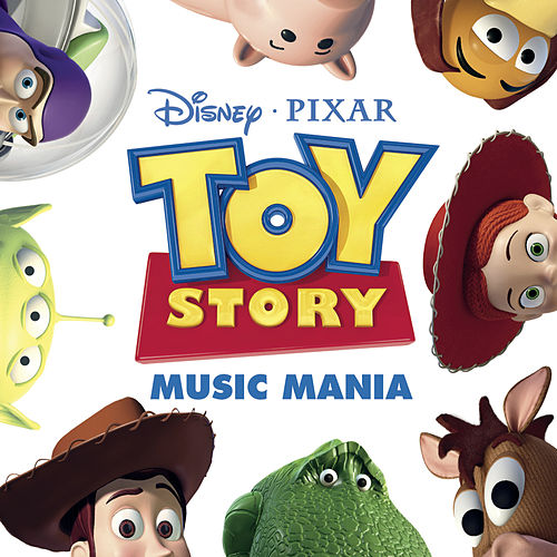 Toy Story Music Mania (French version) by Various Artists