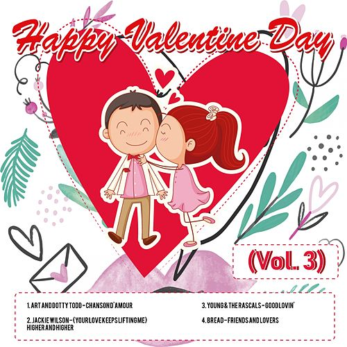 Happy Valentine´s Day, Vol. 3 by Various Artists