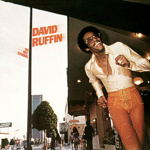 In My Stride by David Ruffin