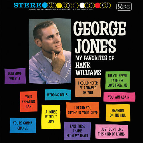 My Favorites Of Hank Williams fra George Jones