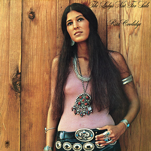 The Lady's Not For Sale by Rita Coolidge