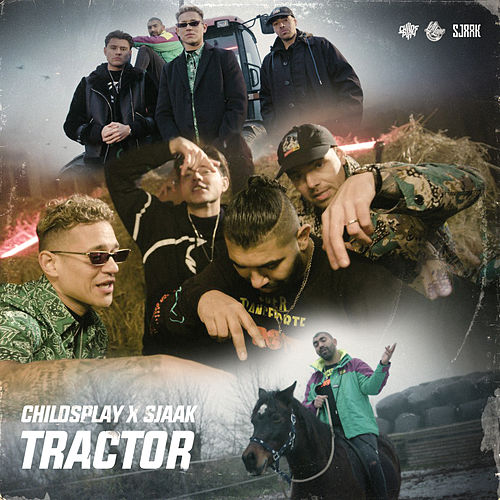 Tractor by Childsplay