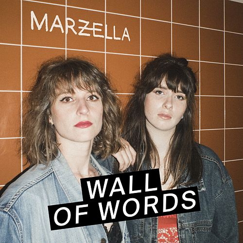 Wall of Words by Marzella