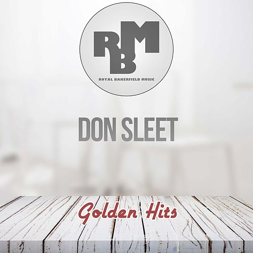 Golden Hits von Don Sleet