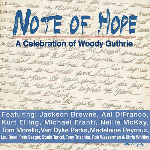Note Of Hope: A Celebration Of Woodie Guthrie von Various Artists