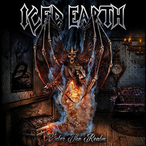 Enter The Realm - EP by Iced Earth