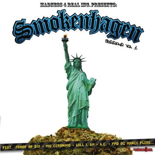 Madness 4 Real 86-16 Smokenhagen Anniversary Session, Vol. 1 von Various Artists
