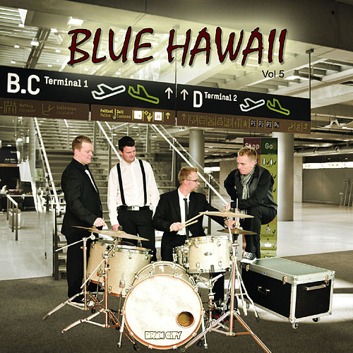 Vol 5 de Blue Hawaii
