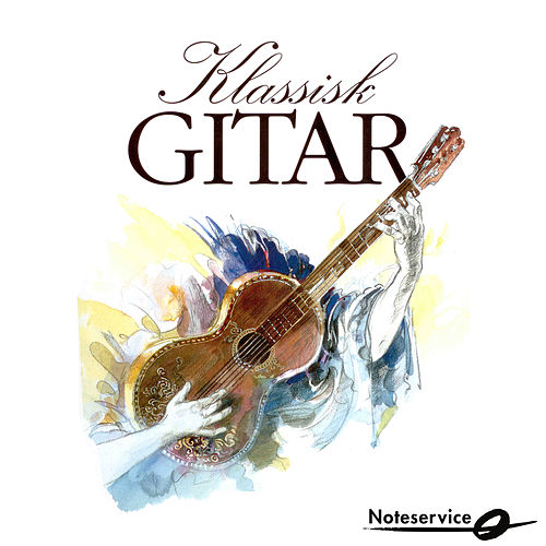 Klassisk Gitar CD 2 by Sven Lundestad