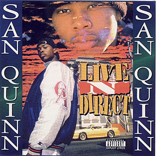 Live 'N' Direct by San Quinn