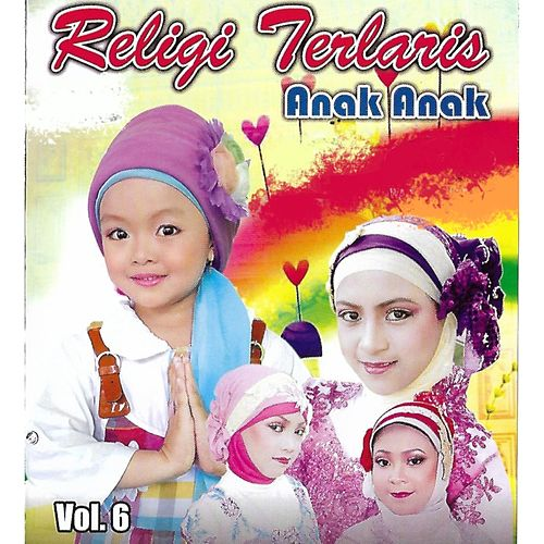 Religi Terlaris Anak Anak, Vol. 6 de Various Artists