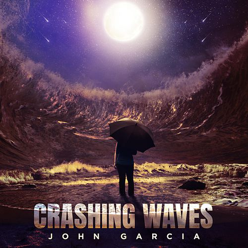 Crashing Waves von John Garcia