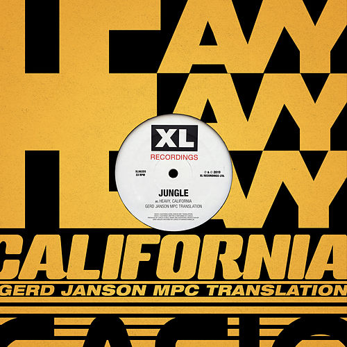 Heavy, California (Gerd Janson MPC Translation) de Jungle
