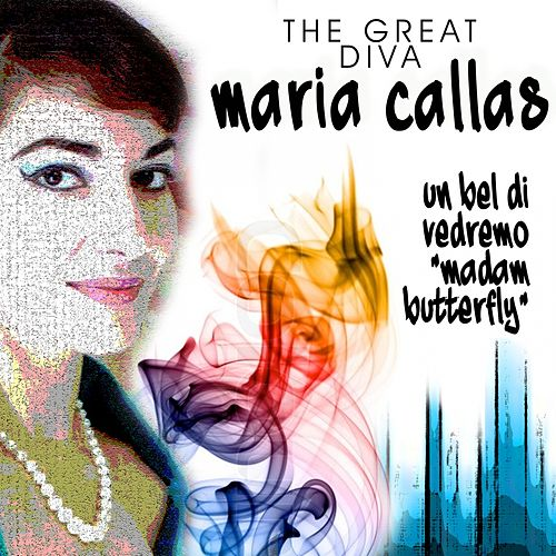 The Great Diva by Maria Callas
