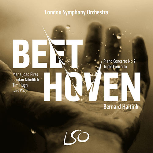 Beethoven: Piano Concerto No. 2 & Triple Concerto (Bonus Track Version) de London Symphony Orchestra
