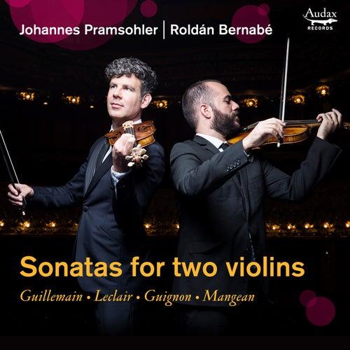Sonatas for two violins by Johannes Pramsohler