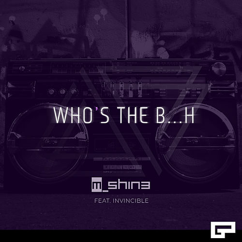 Who's the B...H by M_Shin3
