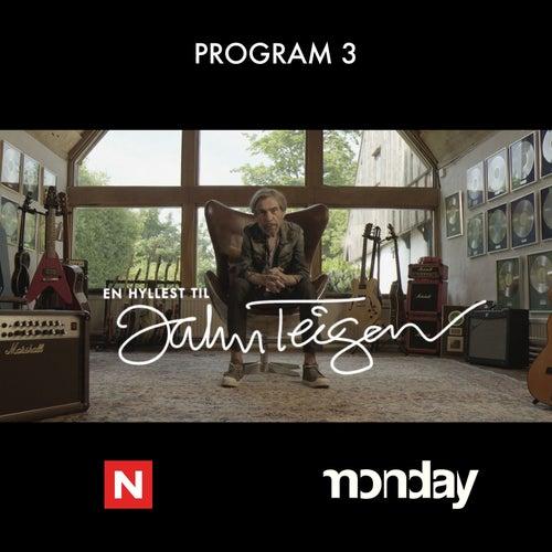 En Hyllest Til Jahn Teigen Program 3 von Various Artists