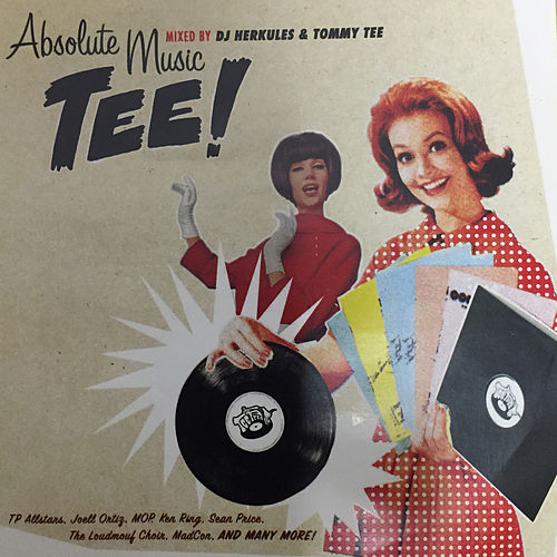 Absolute Music Tee de Various Artists