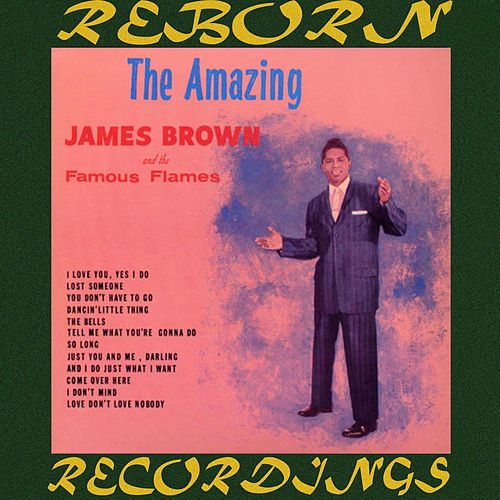 The Amazing James Brown (HD Remastered) de James Brown