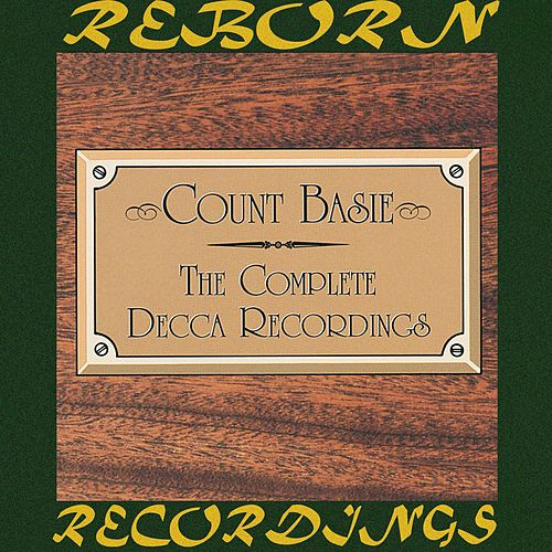 The Complete Decca Recordings (1937-1939) (HD Remastered) by Count Basie