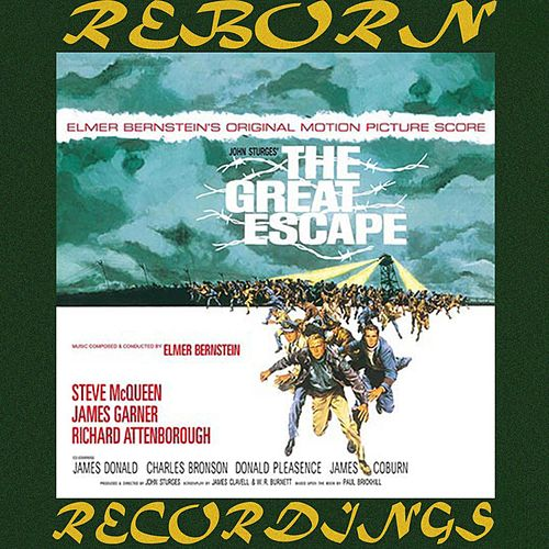 The Great Escape (HD Remastered) von Elmer Bernstein