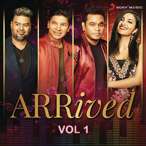ARRived, Vol. 1 by Various Artists