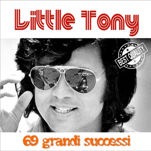 69 Grandi Successi by Little Tony