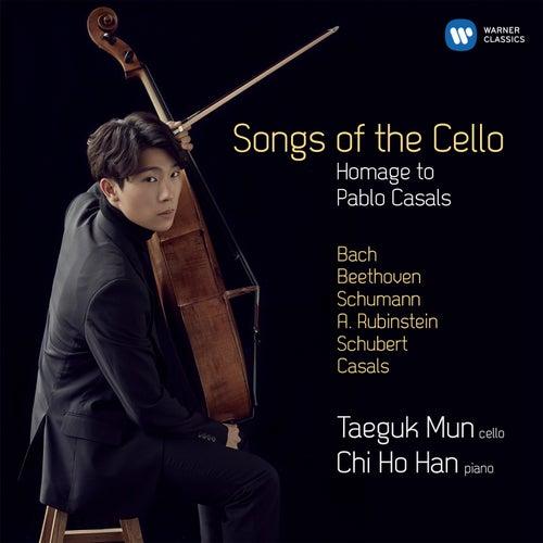 Songs of the Cello de Taeguk Mun