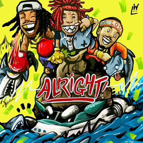 Alright (feat. Trippie Redd & Preme) by Wiz Khalifa