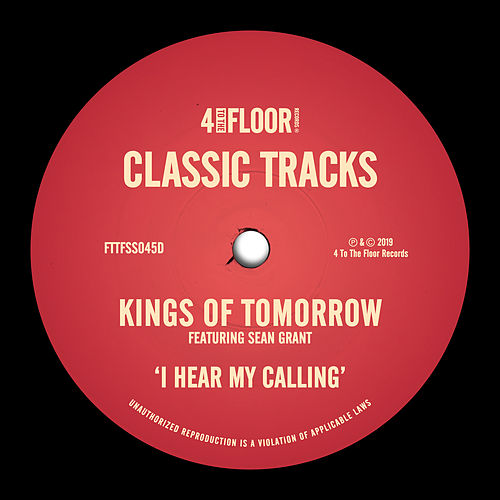 I Hear My Calling (feat. Sean Grant) by Kings Of Tomorrow