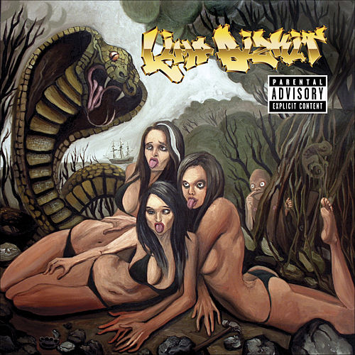 Gold Cobra by Limp Bizkit