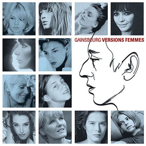 Gainsbourg Versions Femmes de Various Artists