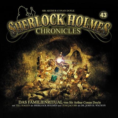 Folge 43: Das Familienritual von Sherlock Holmes Chronicles