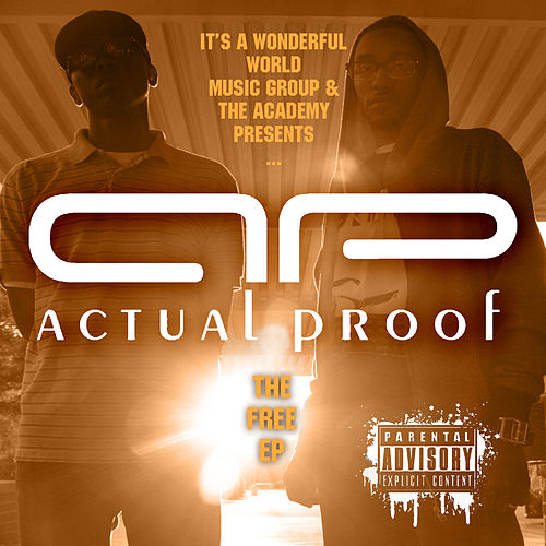 The Free EP: The Genius Edition von Actual Proof