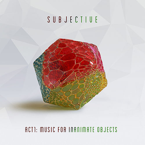 Act One - Music for Inanimate Objects de Goldie